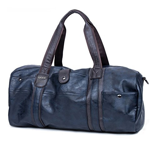 Borse Donna Keshi Cool, Hobo Bag, Tracolle, Buste, Secchielli, Borse Moda, Velour, Camoscio, Pelle Scamosciata, Tasca Blu