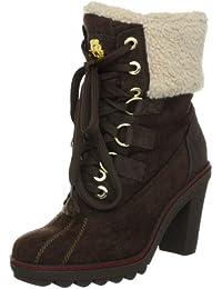 San Bernardo 02-Drin1-br Damen Fashion Stiefel