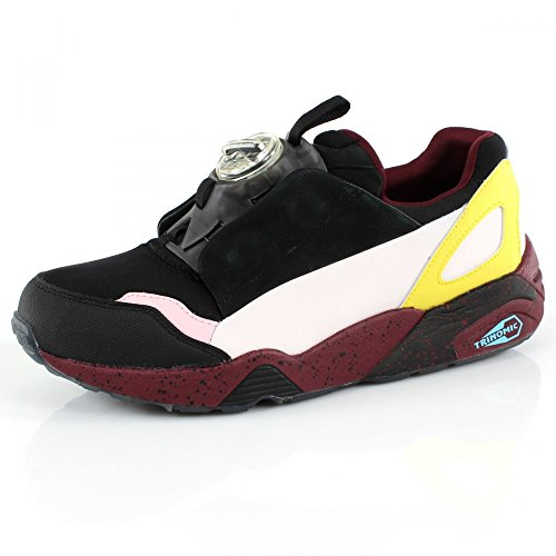 Puma McQ Disc Black by Alexander McQueen Mens Sneaker 358937 01