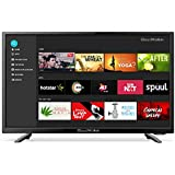 CloudWalker 80 cm (32 inches) 4K Ready Smart HD Ready LED TV Cloud TV 32SHX2 (Black) (2019 model)