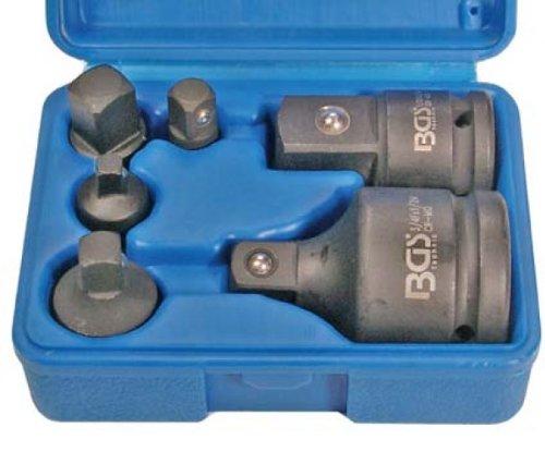 BGS 200 | Kraft-Adapter-Satz | 6-tlg.