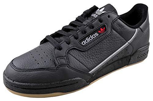 pretty nice b8b4a 88b9c adidasBD7797 - Continental 80 Homme, Noir (Core Black Grey Gum),