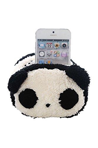YOIL Animal Plüsch Spielzeug Universal Handy Halter (Panda) (Plüsch-handy-halter)