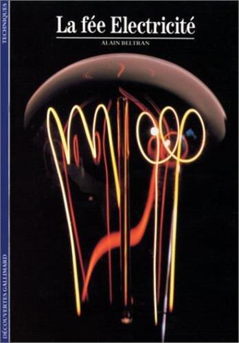 La Fée électricité par Alain Beltran