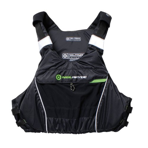 Neil Pryde RACELINE Buoyancy Aid / Vest - Black XL