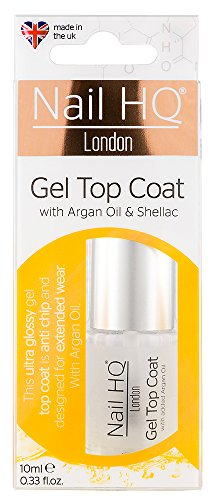 Vernis à ongles HQ Top Coat Gel 10 ml