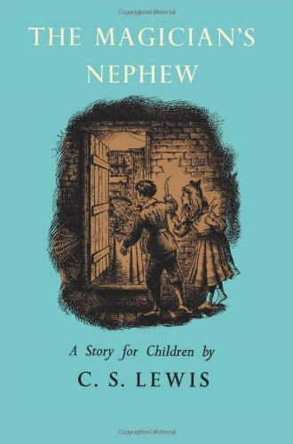 Book cover for The Magician's Nephew