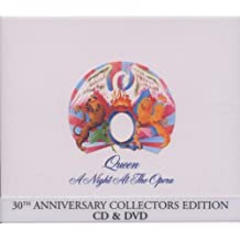 A Night at the Opera (30th Anniversary Edition CD & DVD)