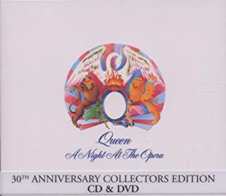 A Night At The Opera (Edition Collector CD + DVD) (B000AGL1AC) | Amazon Products