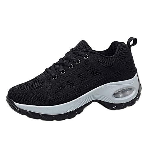 manadlian Donna Scarpe da Ginnastica Corsa Sportive Fitness Running Estive Sneakers Basse Interior Infradito Sneaker Donna Scarpe Casual Scarpe da Running All'Aperto