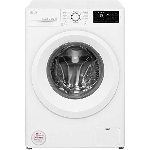 LG F4J5TN3W A+++ Rated Freestanding Washing Machine - White