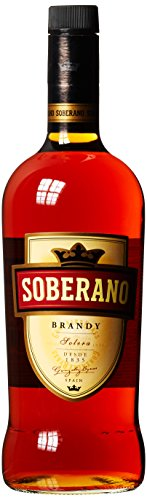 Gonzales Byass Soberano Solera de Jerez Brandy (x 1 l) (1 x 1 l)