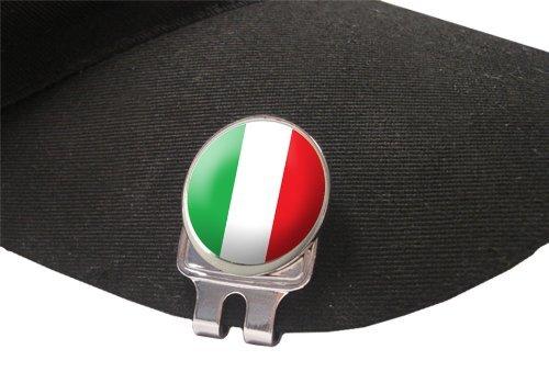 Asbri Italien Fusion Gap Clip und magnetischer Golf Ball Marker by Golf -