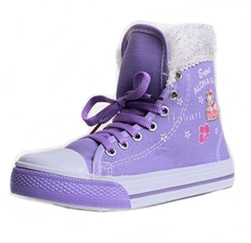 Mädchen sneaker,Mädchen turnschuhe größe 30 31 32 Lila
