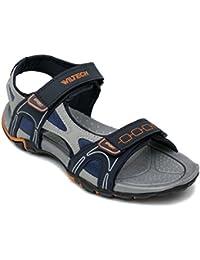 ASIAN CLOUD-01 Gray Floater Sandals
