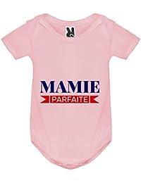 Amazon.fr   mamie - Bébé fille 0-24m   Bébé   Vêtements 80e76f77659