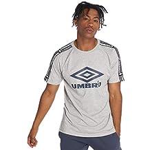 Umbro Hombres Ropa Superior/Camiseta Taped Crew