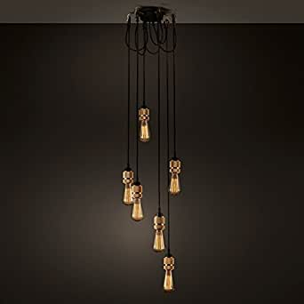 Kjlars vintage luminaire suspensions r tro lustre plafond - Amazon luminaire suspension ...