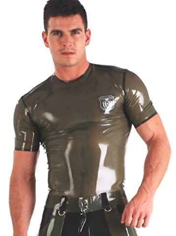 Militär-T-Shirt für Männer Grün EU40 (M)
