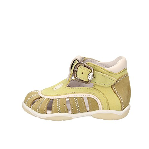 BALDUCCI sandali bambino verde pelle scamosciata AF339 (22 EU)