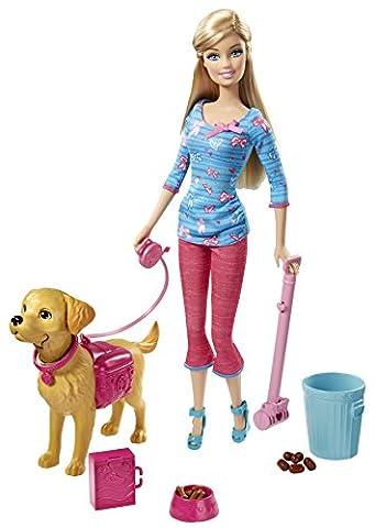 Jeu De La Vraie Maitresse - Barbie - BDH74 - Poupée - Barbie