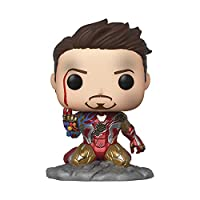 Funko Pop! Marvel: Avengers Endgame - I Am Iron Man (MT) , Action Figure - 47096