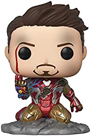 Funko Pop! Marvel: Avengers Endgame - I Am Iron Man (MT) , Action Figure - 47096