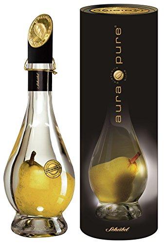 Scheibel Birnen-Karaffe 0,7 Liter - Mit Birne in der Flasche