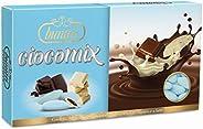 Buratti Confetti Ciocomix Azzurro - 1 Kg