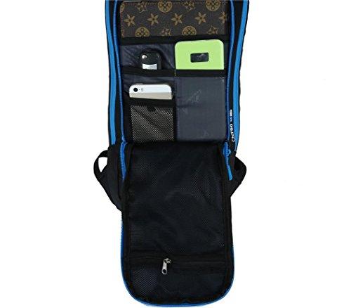 mit dem fahrrad lagerung wassersack rucksack nylon wasserdicht, atmungsaktiv paar freizeitaktivitäten im freien kleinen großen kapazitäten rucksack 5 farben L46x W22 x T7cm Grey