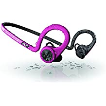 Plantronics BackBeat Fit II - Auriculares deportivos inalámbricos, color fuchsia