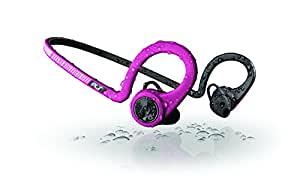 Plantronics BackBeat FIT– schnurloses Sport-Headset – Fit Fuchsia -