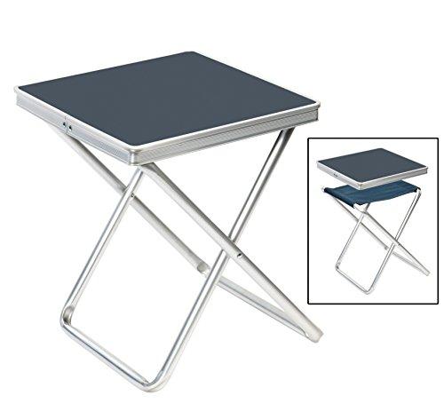 Camp Gear 1404346 Klapphocker mit Camping Tisch Platte… | 08712013043463