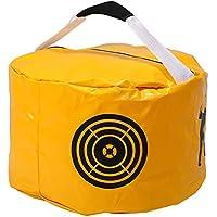 Bolsa de entrenamiento de golf, bolsa de impacto de golf Power Smash, 2 colores opcionales Bolsa de golpe de golf Bolsa de columpio de golf Bolsa de impacto de golf que golpea la bolsa Ayudas