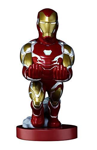Cable guy Iron man, soporte de sujeción o carga para mando de consola y/o...