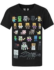 Niño - Minecraft - Minecraft - Camiseta