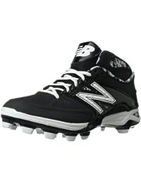 New Balance hombres del P4040Tpu moldeado zapatos de béisbol Mid