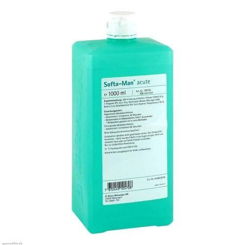 SOFTA MAN acute Lösung 1000 ml Lösung