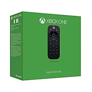 Microsoft XBOX ONE MEDIA REMOTE ONE BLACK, 6DV-00006 (ONE BLACK)