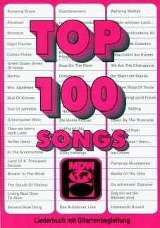 Top 100canciones–Arreglados para Cancionero [de la fragancia/Alemán]
