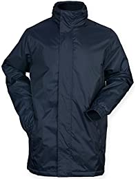 Finden Hales Touchline Jacket - Black or Navy/Sml-2XL