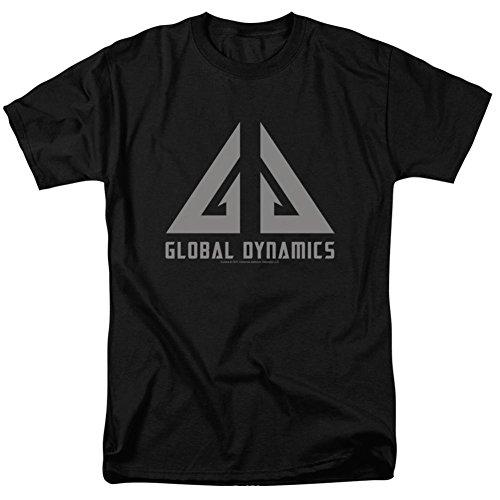 Trevco Herren T-Shirt Opaque schwarz schwarz Gr. XXXL, schwarz (Allison Henry E)