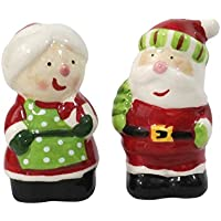 LINX Ceramic Salt & Pepper Shakers -