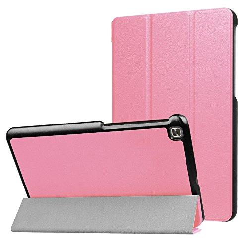 LG G Pad IV 8.0/G Pad X28.0FHD Fall, ratesell Slim Fit Haltbar Premium Leder Folio Schutzhülle für LG G Pad IV 8.0/V533(Kanada), GPAD X28.0Plus (T-Mobile) Tablet, Rose