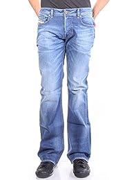 Jeans Stretch Diesel ZATHAN 0831D 831D bleu délavé