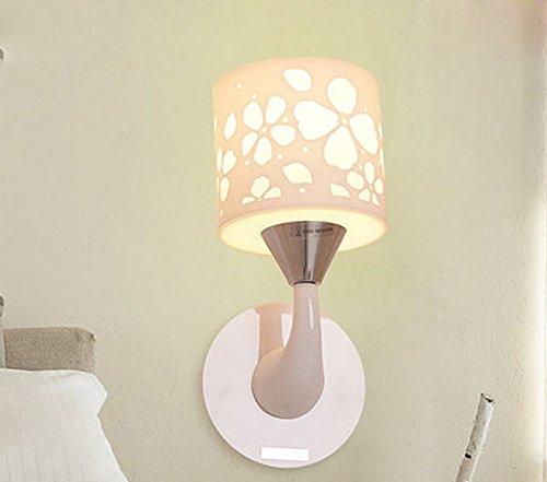 ZHGI Creative piccolo corridoio corridoio luci Lampada
