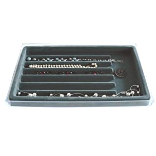 Axis Communication Jewelry Organizer Stack Em '7fach Box Halskette und Armband Schublade Schmuck Tablett, Axis 3322