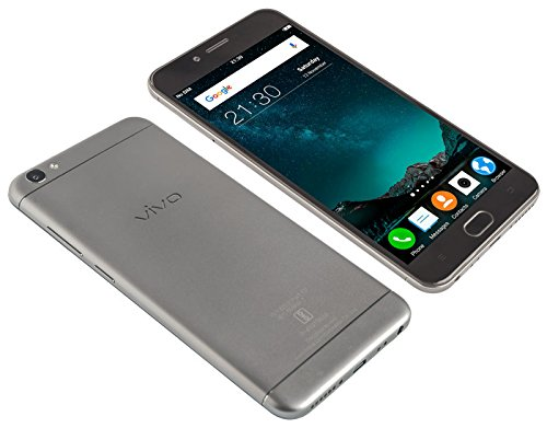 Vivo V5 (Space Grey, 32 GB) (4 GB RAM)