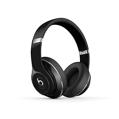 Beats by Dr. DreStudio Wireless Over-Ear Headphones (Certified Refurbished) (Matt Black)