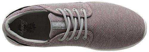 Etnies Damen Scout W's Skateboardschuhe Pink (681 / PINK/WHITE/GREY)